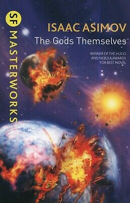 The Gods Themselves by Isaac Asimov (Paperback) New Book