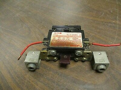 Furnas Bi-Metal Overload Relay 48HC17A 600V Used