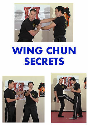 DVD Simple And Devastating Wing Chun Secrets - Revealed! Stephen Dyde Bruce Lee