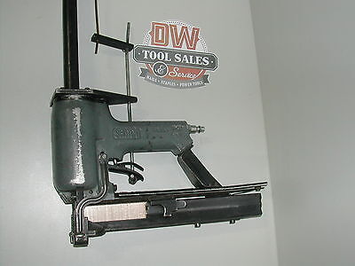 Senco PW Wide Crown Stapler with Walking Stick Extension (USED)