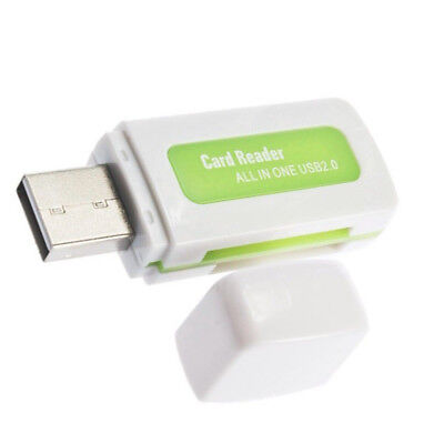 USB Memory Card Reader Adapter Multi For M2 SD SDHC DV Micro SD TF Card. 0131