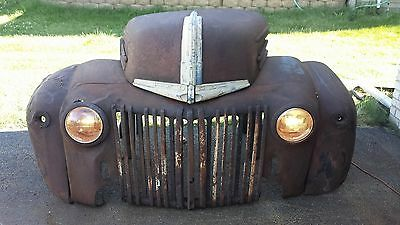 "1947 FORD Truck Automotive Wall Art Retail Display ""Watch Video"""