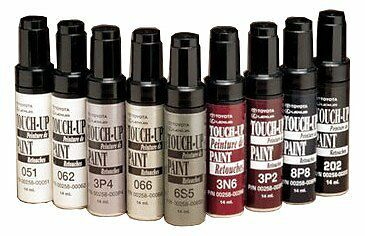 Lexus Gx460 Touch Up Paint Tube Color Code 3So Claret Mica