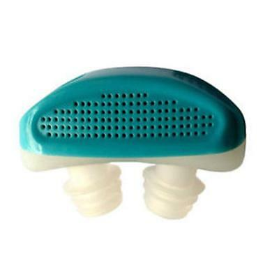 Stop Grinding Relieve Snoring Night Nose Breathing Apparatus Air Purifier Tool H