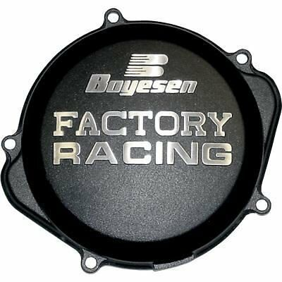 Boyesen Factory Clutch Cover BLK Honda CR500R 1987-2001 CR250R
