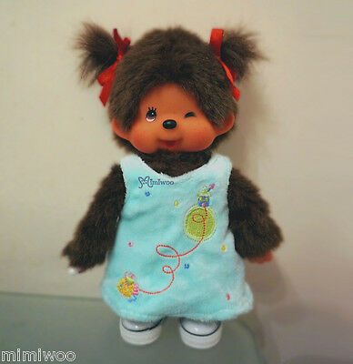 Mimi Collection MCC Fashion Clothes S Monchhichi Outfit One-Piece Velvet Dress