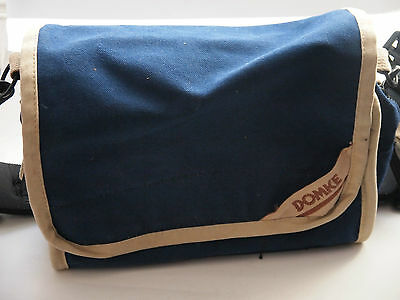 Vintage Domke Camera Bag Made in U.S.A with OP/Tech Strap.