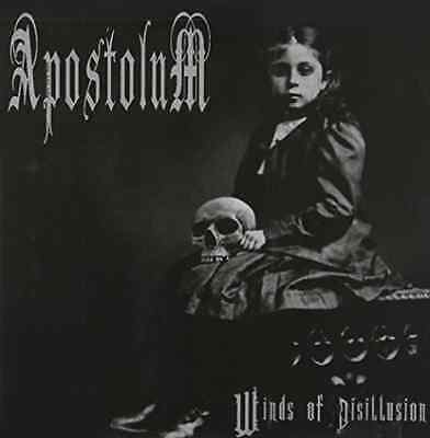 Apostolom-Winds Of Disillusion  Cd New