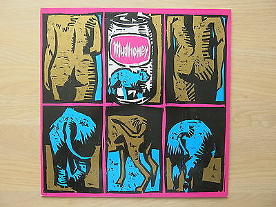 "MUDHONEY You're Gone German 12"" single in picture sleeve Billy Childish"