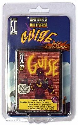 Sentinels Of The Multiverse Card Game - Guise - Mini Expansion