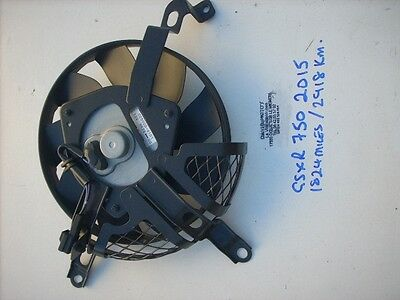 Suzuki GSXR 1000 11-15 L2-5 Ventilateur, RADIATOR FAN
