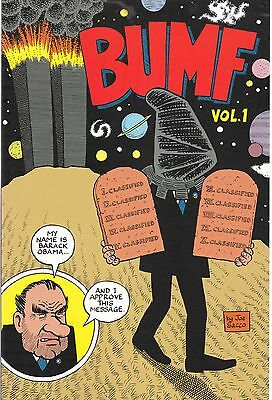 Bumf by Joe Sacco (Paperback) NEW BOOK