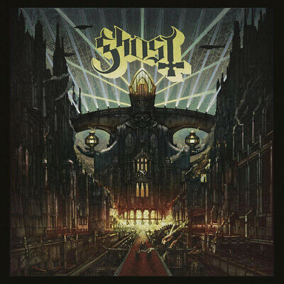 Ghost : Meliora CD Deluxe  Album 2 discs (2016) ***NEW*** FREE Shipping, Save £s