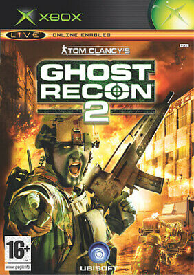 Tom Clancy's Ghost Recon 2 (Xbox) VideoGames