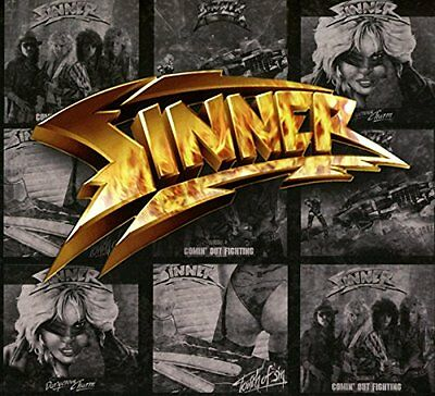 Sinner - No Place in Heaven The Very Best of the Noise Years 19841987 [CD]