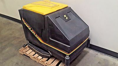 NSS WRANGLER 33 Walk-Behind Floor Sweeper Scrubber with Charger