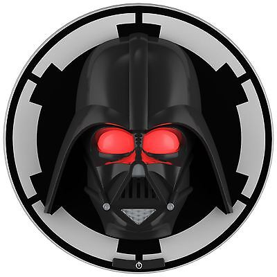 Officiel Star Wars Darth Vader 3D Led Lampe Murale - Auto Switch Off 15 Minutes