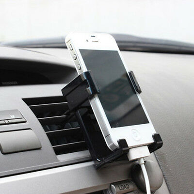 Universal Car Air Vent Mounts Cradle Holder Stand For Smart Mobile Phone GPS new