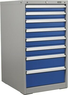 Sealey Industrial Cabinet 8 Drawer