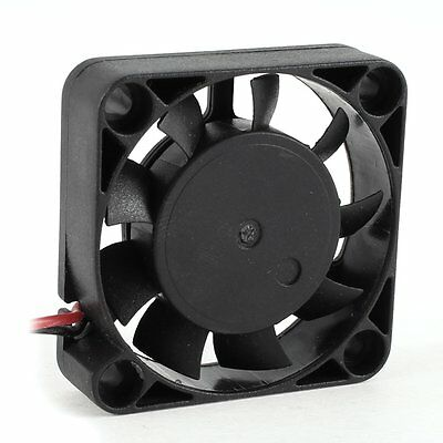 40mm x 10mm DC 24V 0.10A 2Pin 5000RPM 4.85CFM Chipset Ventilateur de Refroidiss