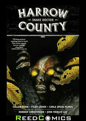 HARROW COUNTY VOLUME 3 SNAKE DOCTOR GRAPHIC NOVEL New Paperback Collects #9-12