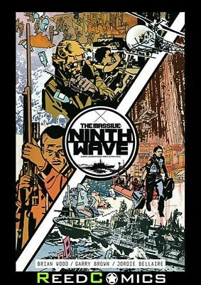 MASSIVE NINTH WAVE LIBRARY EDITION HARDCOVER New Harback Collects Issues #1-6
