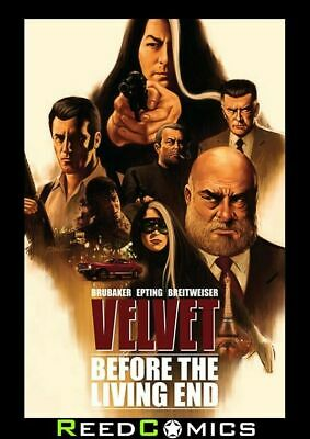 VELVET VOLUME 1 BEFORE THE LIVING END GRAPHIC NOVEL New Paperback Collects #1-5