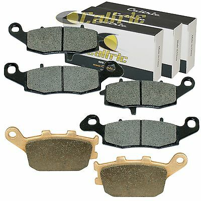 FRONT and REAR BRAKE PADS Fits SUZUKI DL1000 V-Strom 1000 2002-2016