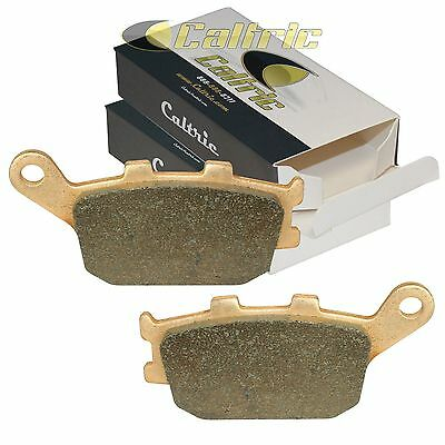 SINTERED REAR BRAKE PADS Fits HONDA XL700VA Trasalp 700 ABS 2008-2016