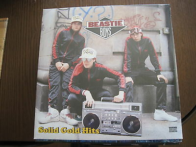 Beastie Boys - Solid Gold Hits - 2Lp Capitol Mint Nuevo