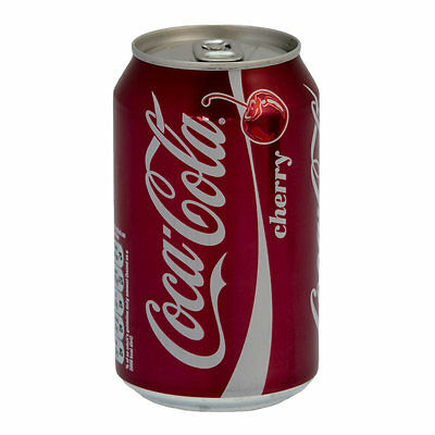 Cherry Coca Cola Coke Drink USA 24 X 355ml Cans - Bulk Party Pack