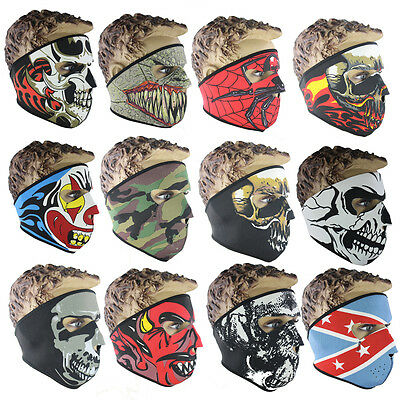 Face Mask Bike Motorcycle Ski Snow Snowboard Motorbike Sport Neck Winter Warmer