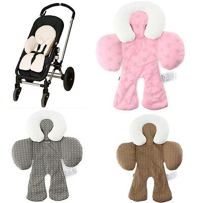 Two-sided Newborn Baby Body support Infant Pram Stroller Car Safety Seat Cushion