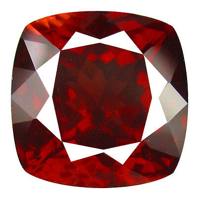 3.07 Ct Top Most Beautiful 100%  Natural Rhodolite Garnet  Loose Gem