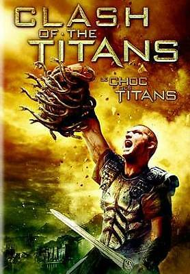 Clash of the Titans (DVD, 2010, Canadian)