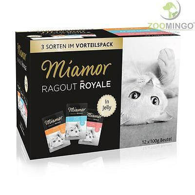 Miamor Ragout Royale in Jelly Multibox 4 x 12 x 100g