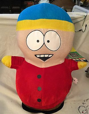 South Park Cartman 17 Inch Plush Licensed Scarce Retired 2006 NWT
