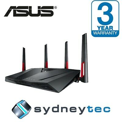 New Asus RT-AC88U Dual-band wireless-AC3100 gigabit router