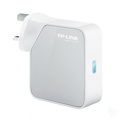 TP-Link TL-WR710N Wireless Nano Router/Range Extender with Mobile Charger New Uk
