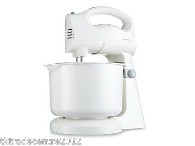 Kenwood HM400 Stand or Hand Mixer in White