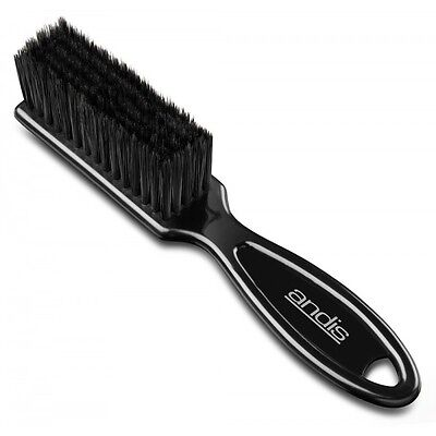 Andis Fade Brush (Cleaning Brush) Soft Bristle (Approx 14cm Long)