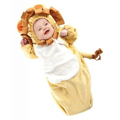 Baby Lion Costume Bunting Halloween Fancy Dress