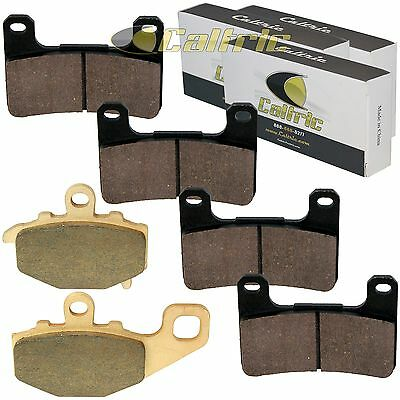 FRONT and REAR BRAKE PADS Fits KAWASAKI ZX1000 Ninja ZX-10R 2008 2009 2010