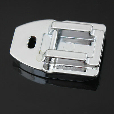 Snap on Sewing Machine Presser Zipper Zip Foot for Brother Singer Janome Toyota