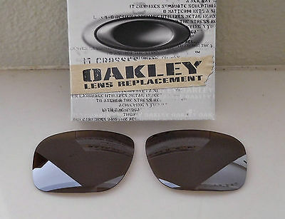 100% Authetnic Oakley Polarized Holbrook Bronze Replacement Lens No. 43-344