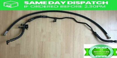 2003 - 2008 Mazda RX8 RX-8 SE17 Coupe Oil Cooling HOSE LEFT TO RIGHT COOLER Pipe