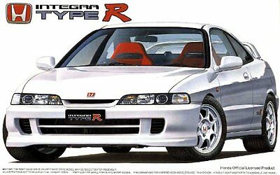 Plastic_model_Toy 1/24 Inch Series No.21 Integra Type R Dc2 FREE SHIPPING