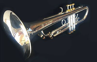 Andalucia AdVance Phase II Large Bore Trumpet