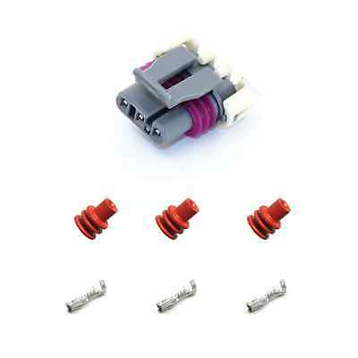 Delphi MAP Sensor 3 Wire Connector Kit - Metri-Pack 150 for GM Holden LS