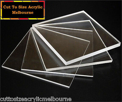 PERSPEX / Acrylic Sheet *NEW* 3mm Thick 2440mm x 1220mm 8'x4' NEW